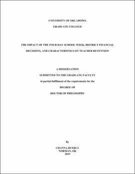 Plan de la dissertation economique